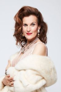 armelle - actrice - comedie - syma news - Gstaad