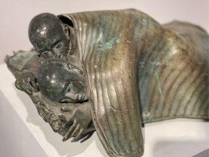 sculpture - sculpteur - jeanclos - galerie patrice trigano - florence yeremian - gopikian - syma