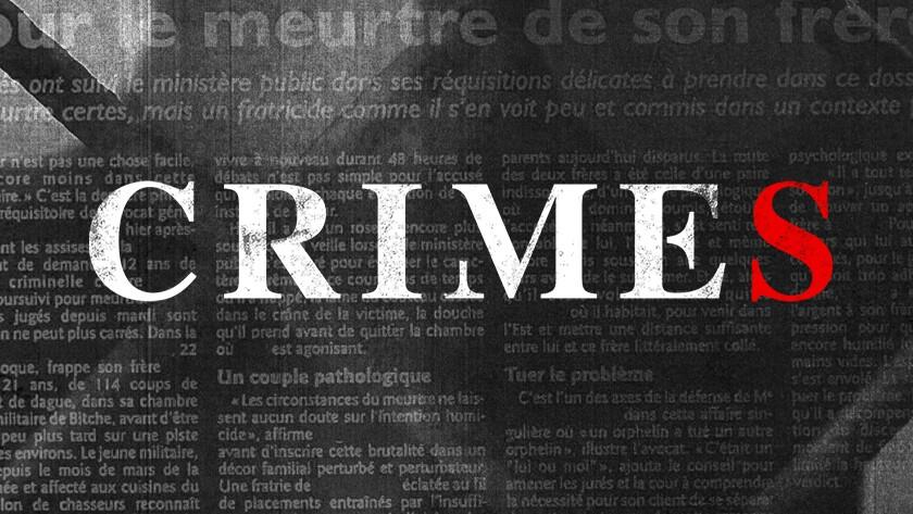 Crimes - NRJ12 - Jean Marc Morandini -