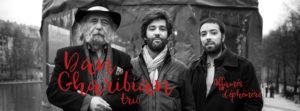Dan Gharibian trio - syma news - Florence Yeremian - gopikian - manouche - music - tzigane - concert - 360