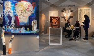 Galerie Vallois - zingpé - symanews- yeremian - gopikian
