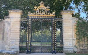 grille du roi - versailles - revolution - syma - yeremian - gopikian - potager du roi