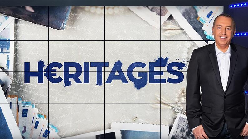 Heritages - NRJ 12 - Jean marc morandini -