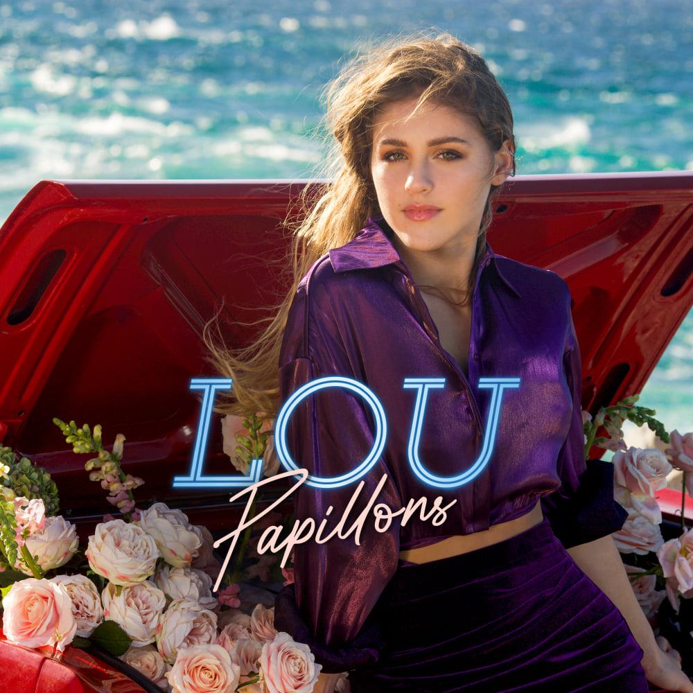 Lou - Papillons - album - interview -