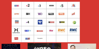 Programme tv - sélection tv - Danse avec les stars - Johnny Hallyday - Monument préféré des français -