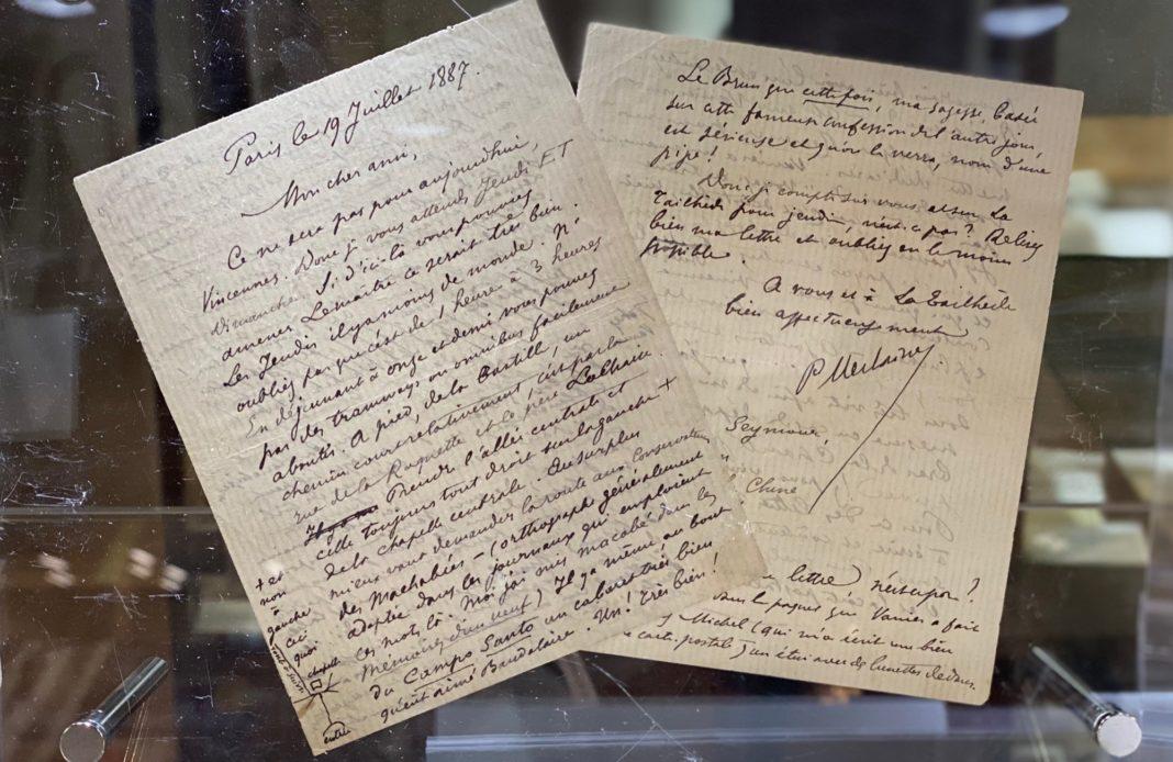 Salon-livre-rare-grand-palais-lettre-verlaine-syma-news-gopikian-yeremian-autographe