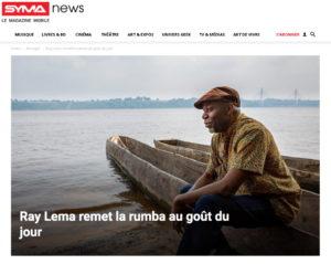 syma news - ray lema - yeremian - jazz - rumba