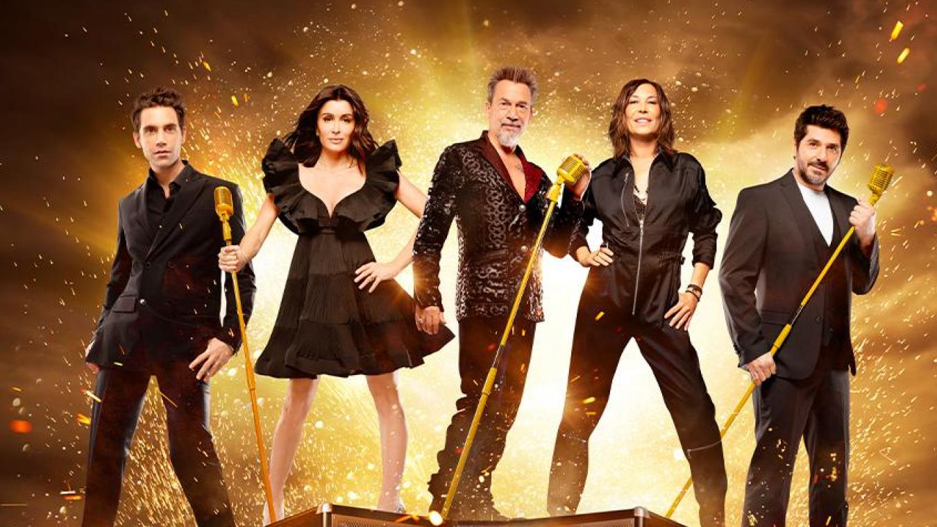 The voice all stars - TF1 -