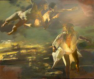 tibor csernus - syma news - hongrie - art - painting - peinture - syma news - florence yeremian - gopikian