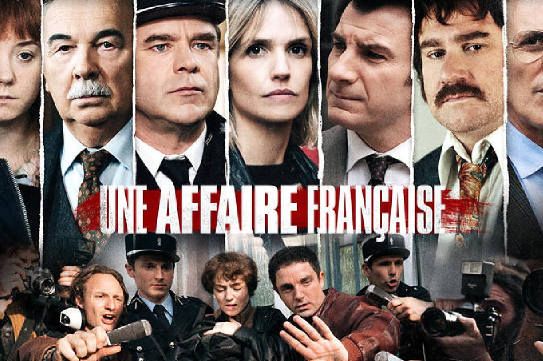 une affaire française - TF1 - série tv - fiction -