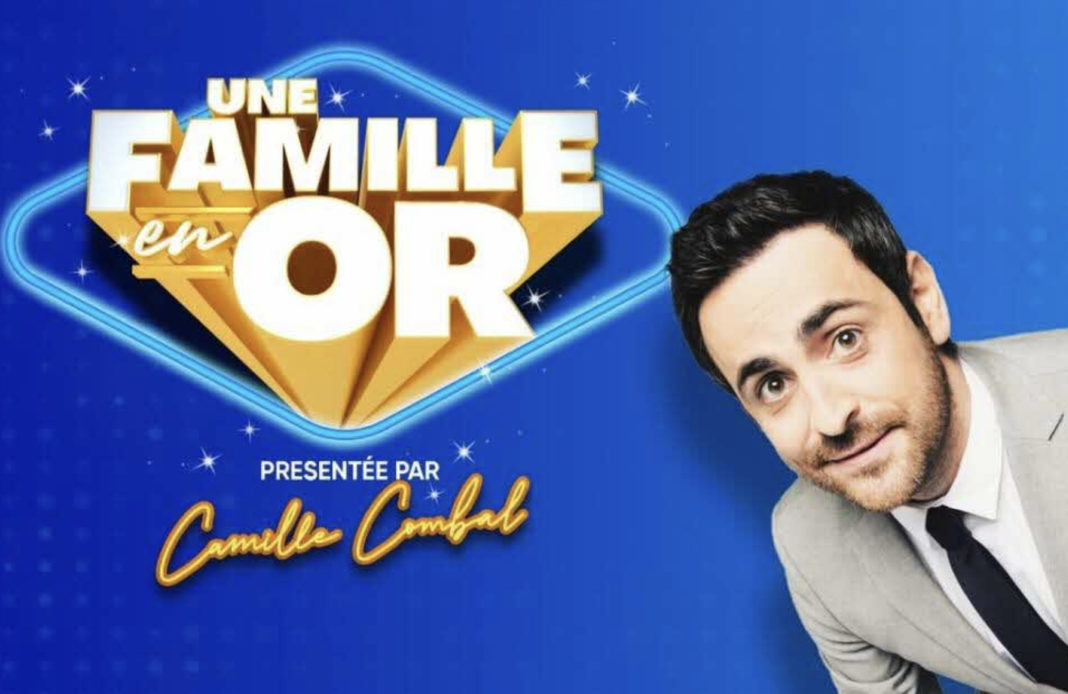 Camille Combal - Une famille en or - TF1 -