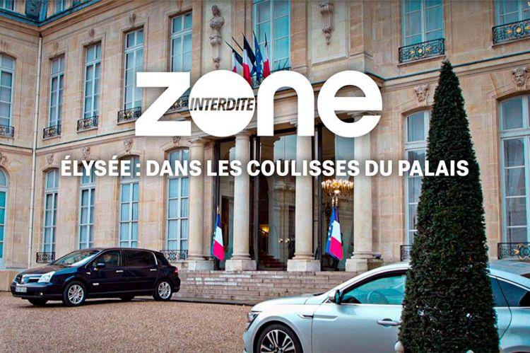 Zone interdite - Elysée -