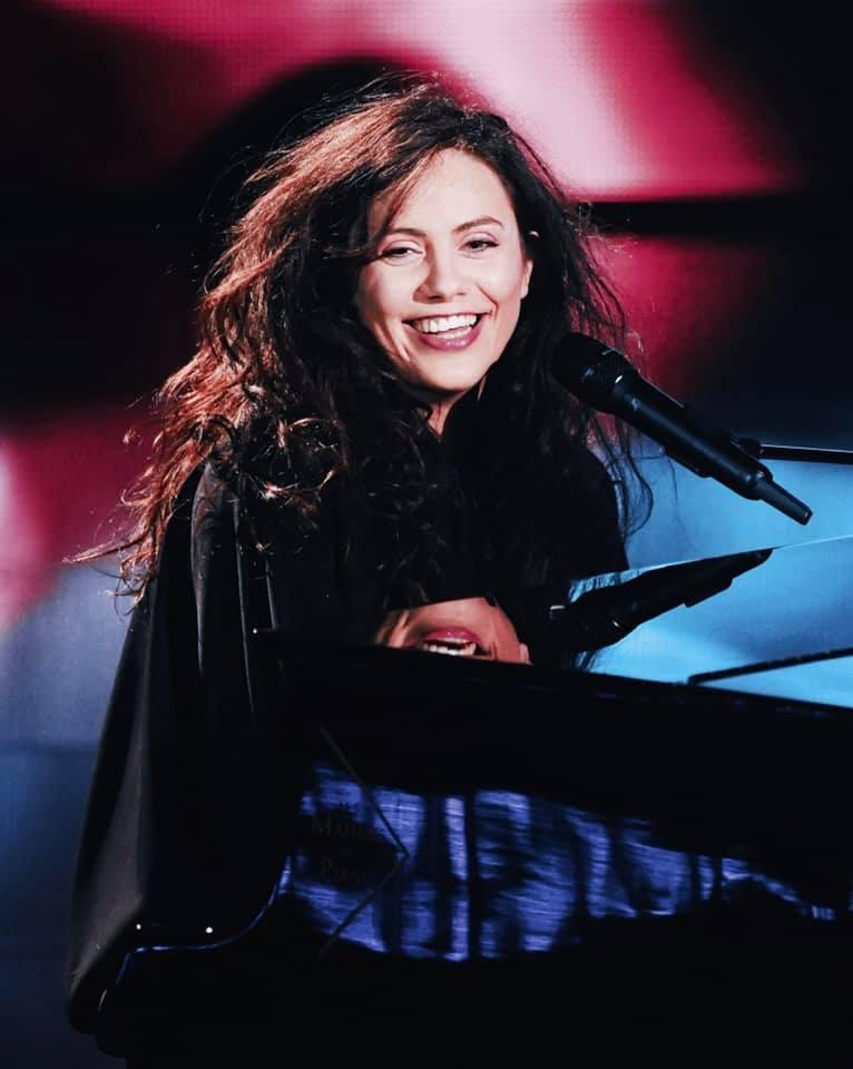 AL.HY - The voice all stars - auditions à l'aveugle - Jenifer -