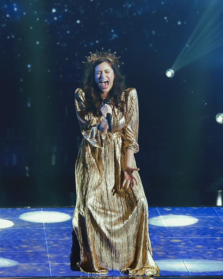AL.HY - The voice all stars - cross battles - élimination -