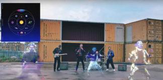 Coldplay - Music of spheres -