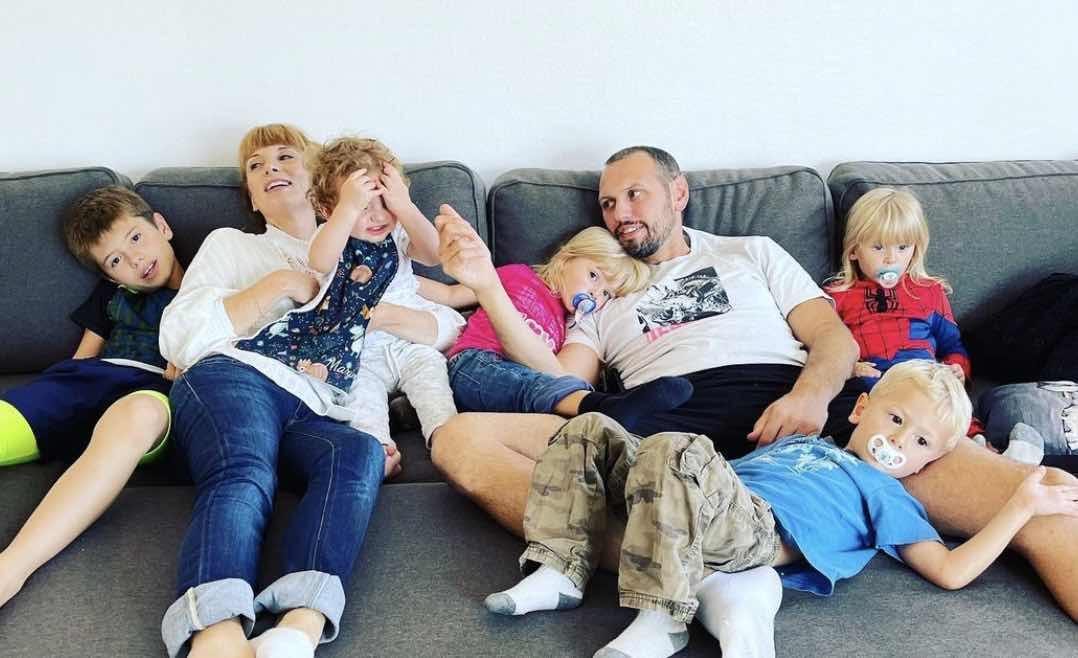 Familles nombreuses - Familles nombreuses la vie en XXL - Famille Galli -