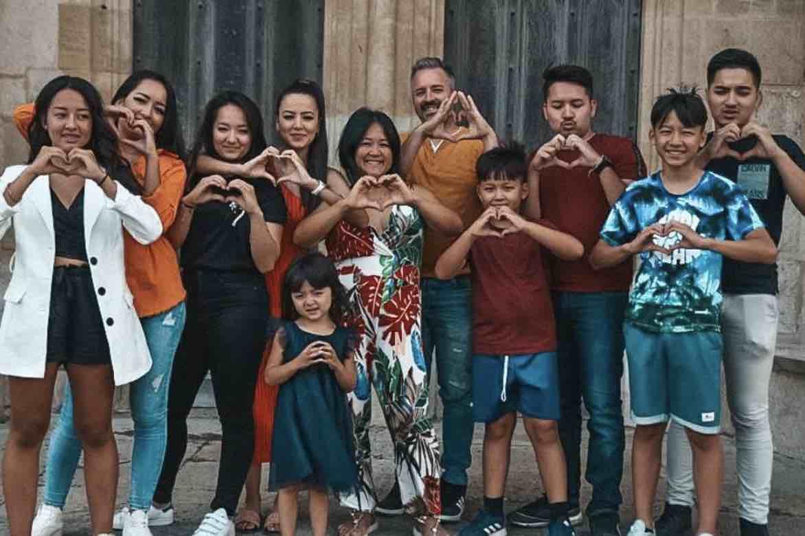 Familles nombreuses - Familles nombreuses la vie en XXL - Famille Gayat -