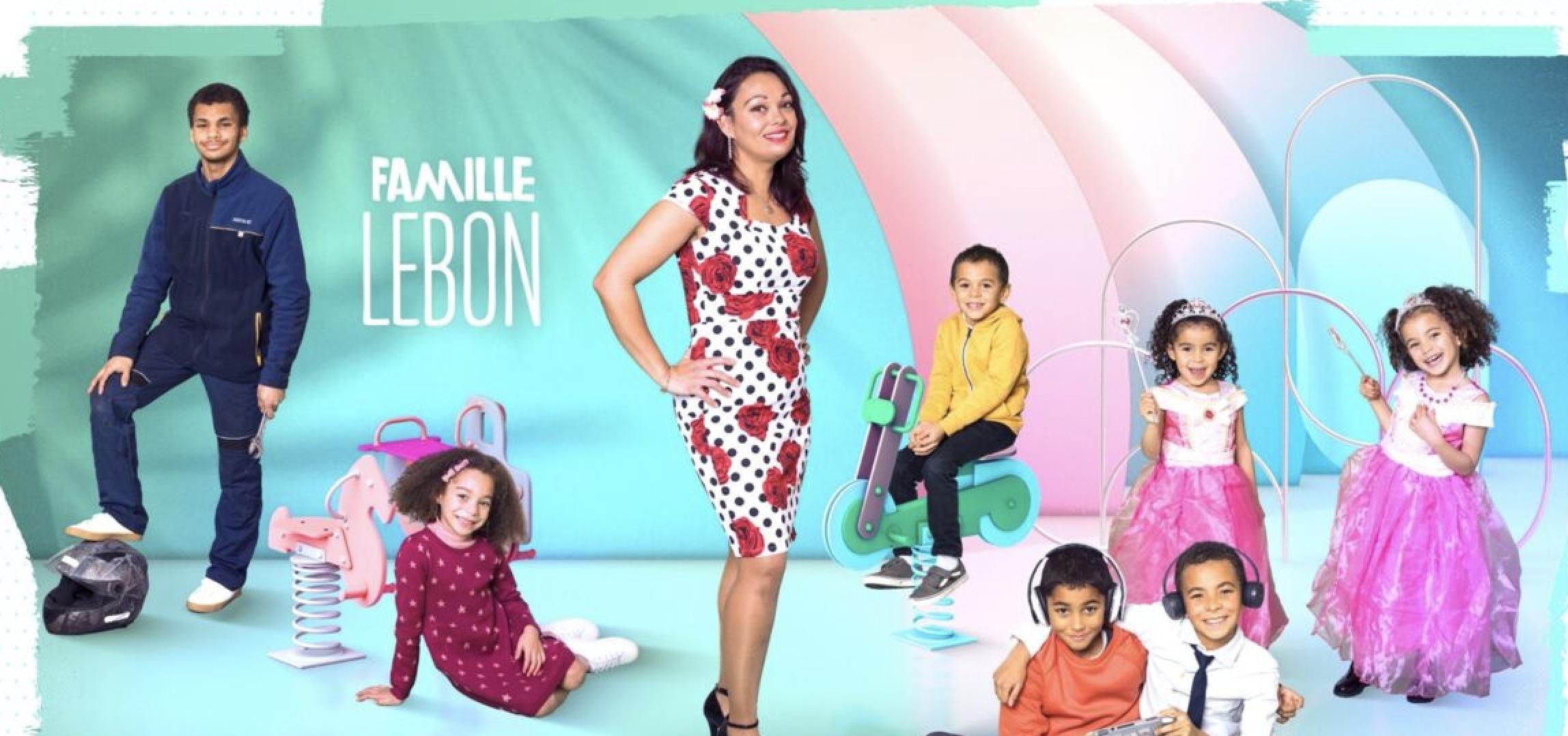 Familles nombreuses - Familles nombreuses la vie en XXL - Famille Lebon -