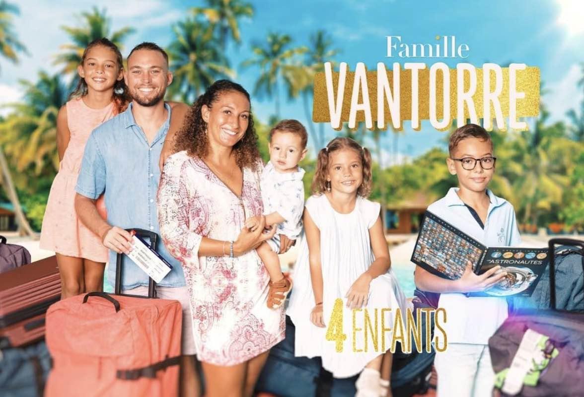 Familles nombreuses - Familles nombreuses la vie en XXL - Famille Vantorre -
