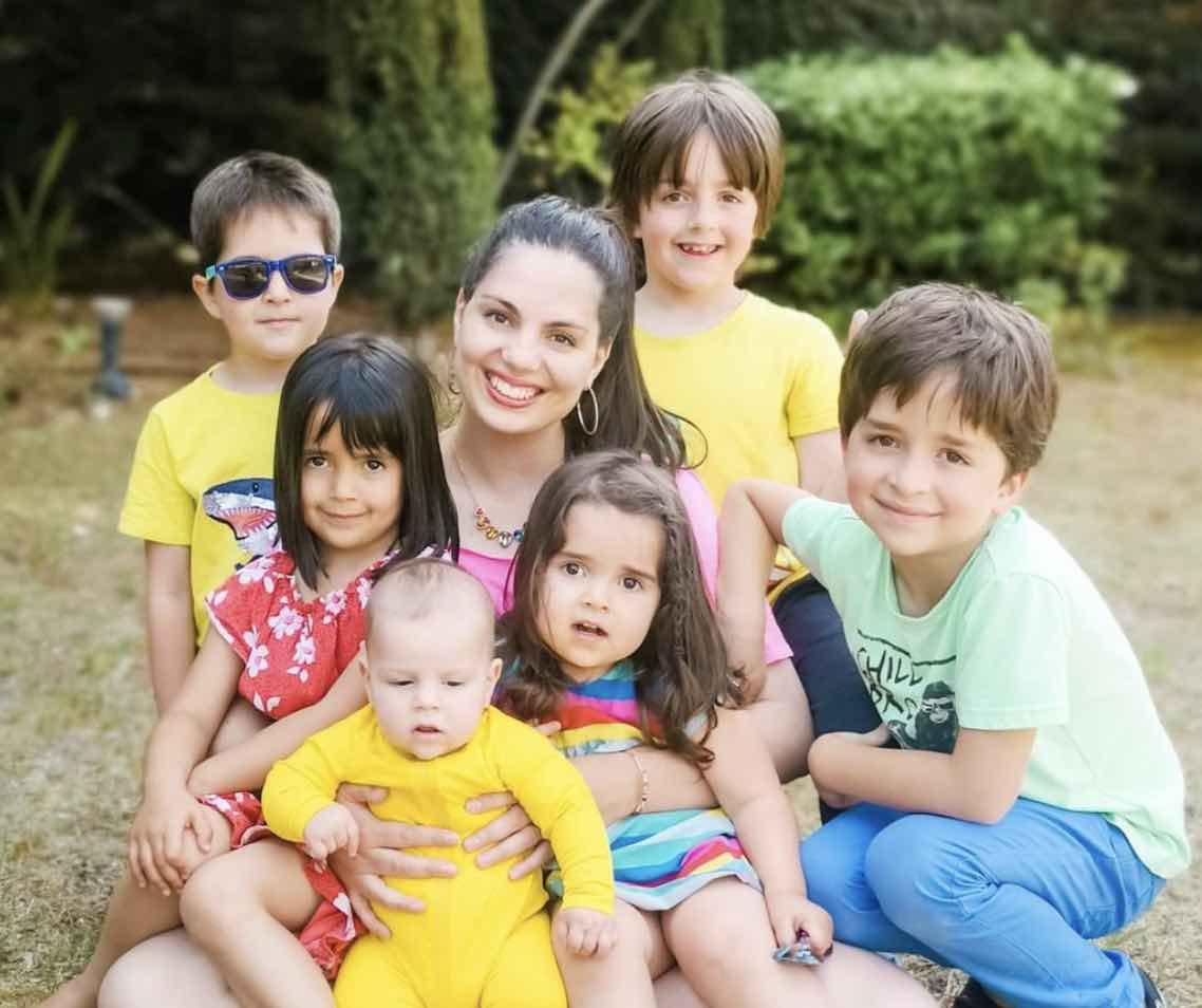 Familles nombreuses - Familles nombreuses la vie en XXL - Famille Weiner -