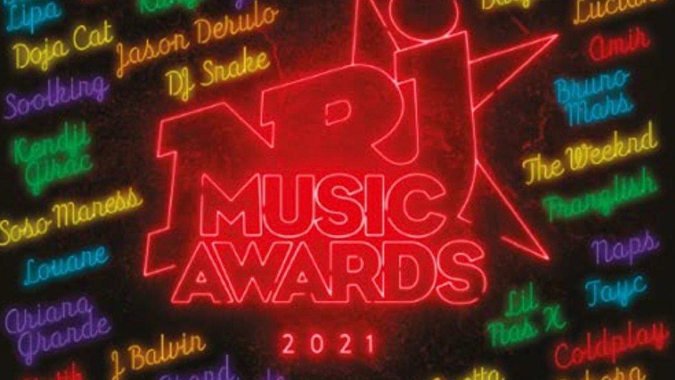 NMA 2021 - NRJ Music awards 2021 - Nominations -