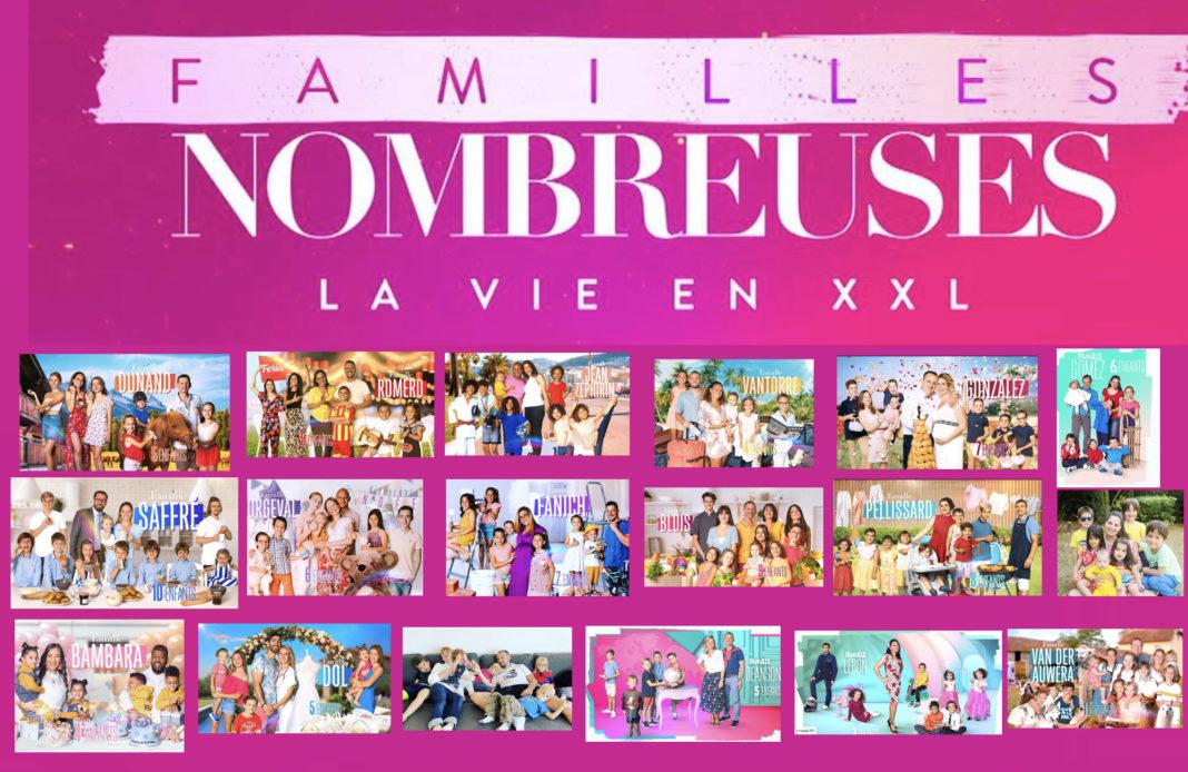 Familles nombreuses - Familles nombreuses la vie en XXL - saison 4 - TF1 -