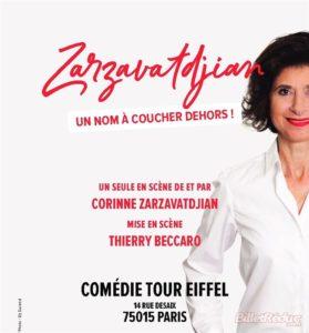 Zarzavatdjian - Theatre - tour eiffel - syma