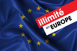 L'illimité en Europe