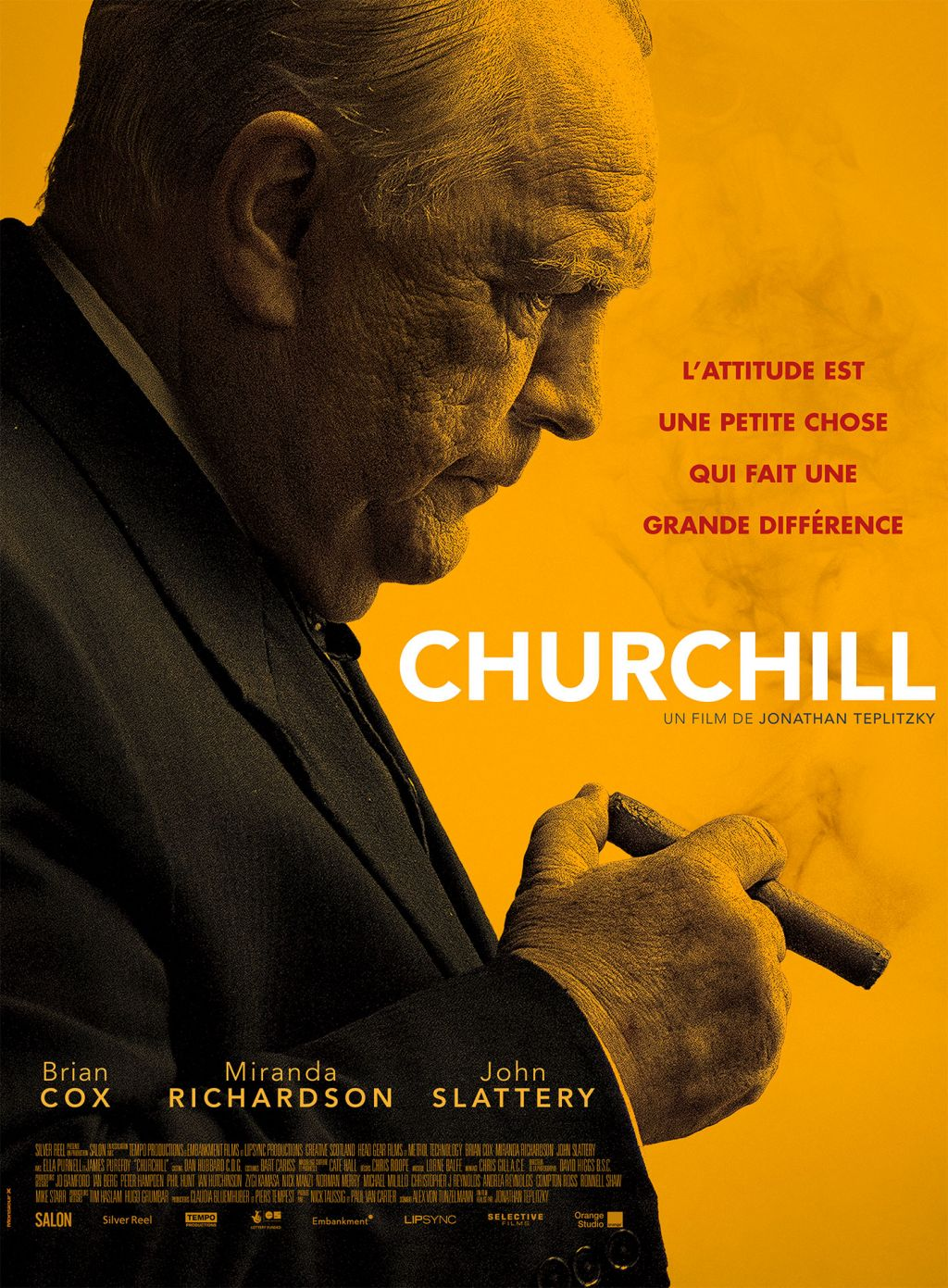 Churchill le film 2017