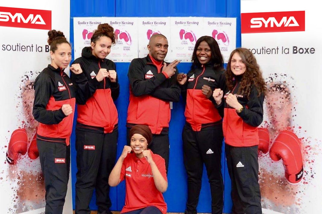 Ladies Boxing Tour