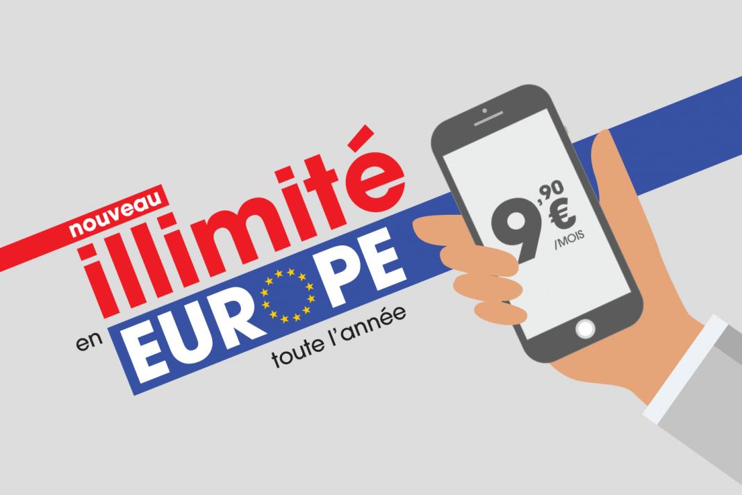 Forfait Syma mobile – L'illimité à 9,90€