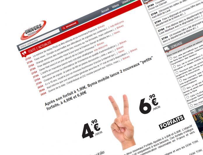 Après son forfait à 1,90€, Syma mobile lance 2 nouveaux