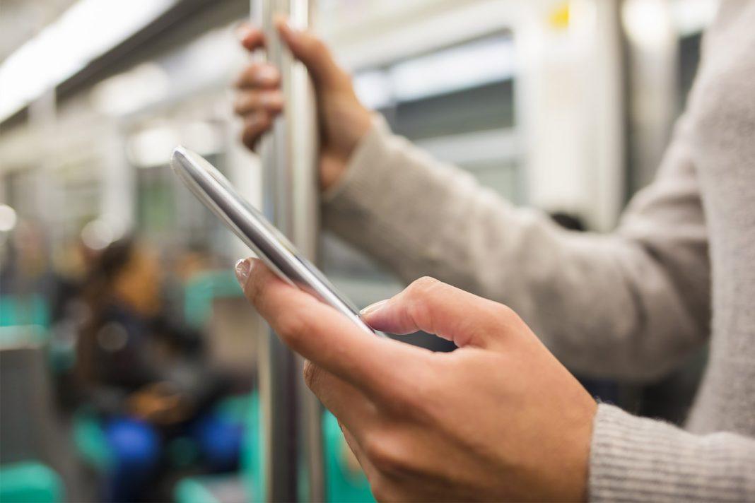 Couverture réseau du métro parisien