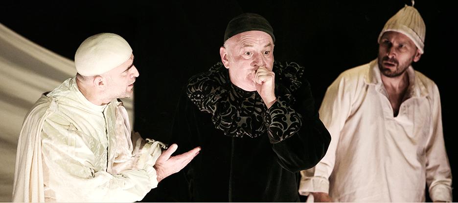 Les Fourberies de Scapin - Jean-Philippe Daguerre - Molière - Theatre - Saint Georges - Paris - Spectacle - Enfants - Rires - Syma News - Syma Mobile - Florence Yérémian