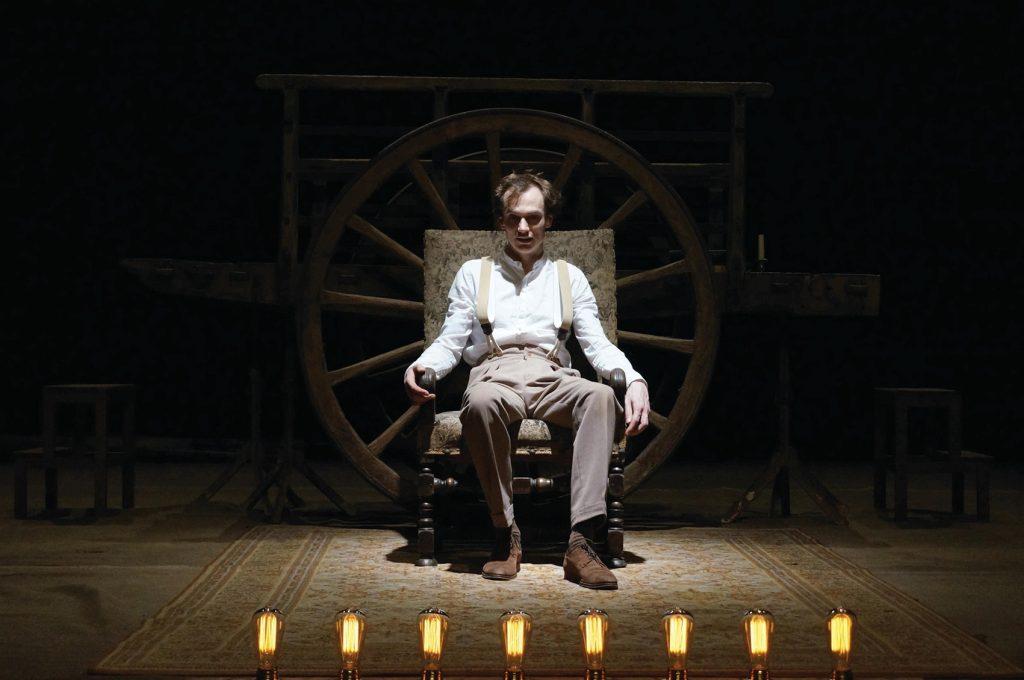 Le Roman de Monsieur Moliere - Boulgakov - Lully - Avignon - Off18 - Florence Yeremian - SYMA Mobile - SYMA News - Ronan Riviere - Theatre - Genial