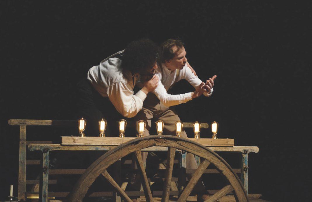 Le roman de monsieur Moliere - theatre - symanews - florence yeremian