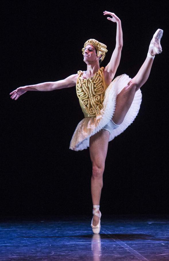 Tutu - Chicos Mambo - Danse - Spectacle - Génial - Syma News - Syma Mobile - Florence Yérémian - Maison de la danse - Comique - Musicals - Rires - Ballet - Paris - Lyon