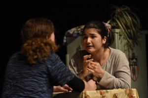 Sunderland- anne cabon - théâtre - comédie - paris - amour - autisme - dejazet