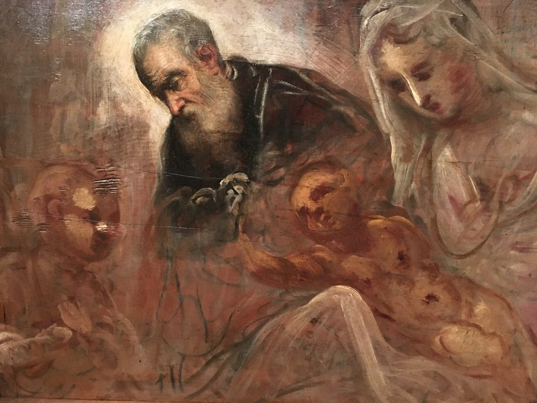 Tintoret - Exposition - Musée - Luxembourg - Paris - Maniérisme - Renaissance