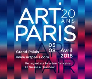 Art Paris - Arts - Culture - Suisse - Peinture - Sculpture - Grand Palais