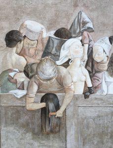 Art Paris - Arts - Grand Palais - Expo- expositions - culture - peinture - Xiao Guo Hui - Syma Mobile - Florence Yérémian