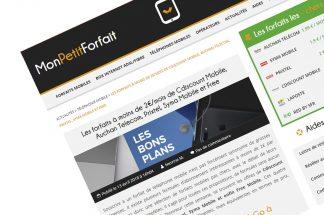 MonPetitForfait - Syma Mobile moins de 2€