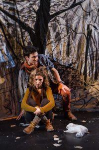 La vergogne - Théâtre de Belleville - Flora Bourne-Chastel - SYma News - Syma Mobile - Florence Yérémian - Acteur - Drame - Art