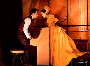 Comédiens! - Théâtre - La Huchette- Jazz- Paris - Musicals - Fun - rires - yérémian Florence - Syma Mobile - Syma News- Vaudeville