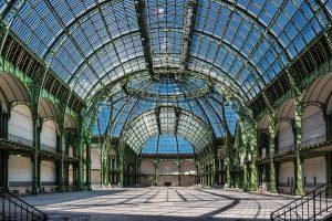 Grand Palais - RMN - La Nef est à vous - Syma News - Syma Mobile - Visite - Gratuit - Florence Yérémian - Art - Architecture - Gratuit - Paris