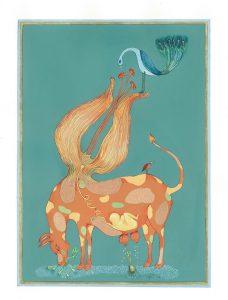Isabelle Manoukian - Slow Galerie - Art - Artiste - Peintre - Arménienne - Graphiste - Miniatures - Syma Mobile - Syma News - Florence Yérémian