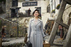Le cercle littéraire de Guernesey - Film - Guernsey - Mike Newell - Syma News - WW2 - war- Syma Mobile - Florence Yérémian - Lily James - Romance - Amour - Love - liebe - Michiel Huisman