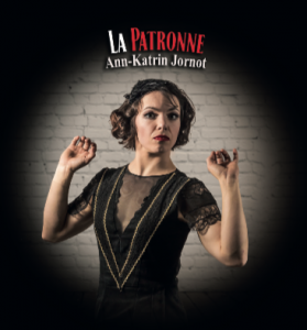 Speakeasy - Palais des glaces - Paris - Cirque - Spectacle - Show - Fun - Rat Pack - Gym - Syma News - Syma Mobile - Florence Yeremian - Ann Katrin Jornot - Sortir - Out