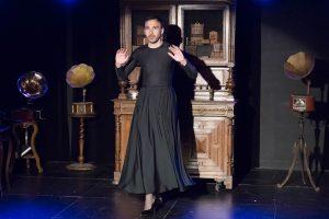 Ich bin charlotte - Doug Wright - Thierry Lopez - Theatre - Poche Montparnasse - Allemagne Nazi - Stasi- LGBT - Transgenre - Travesti - Homosexuels - Steve Suissa