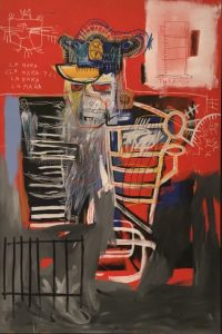 Basquiat - Egon Schiele - LVMH - Fondation Louis Vuitton - Dessin - Expo - Exhibition - dos - Syma News - Syma Mobile - street art - - Florence Yérémian